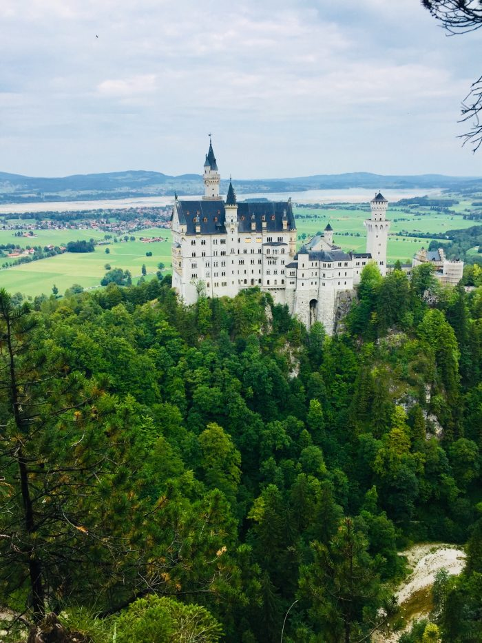 Engagement Proposal Ideas in Neuschwanstein Castle, Germany