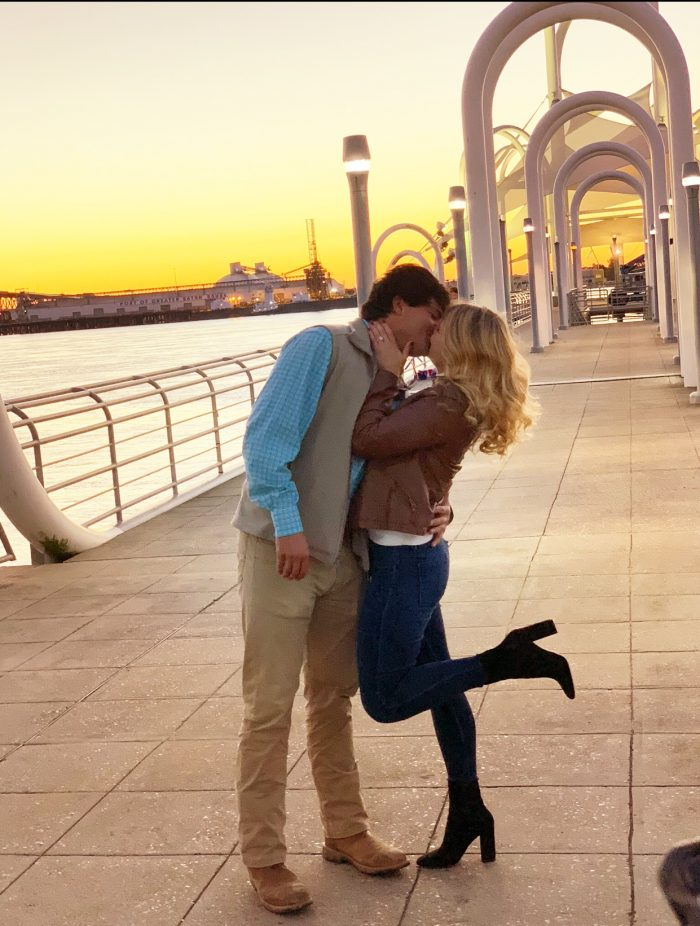 Marriage Proposal Ideas in Baton Rouge, LA