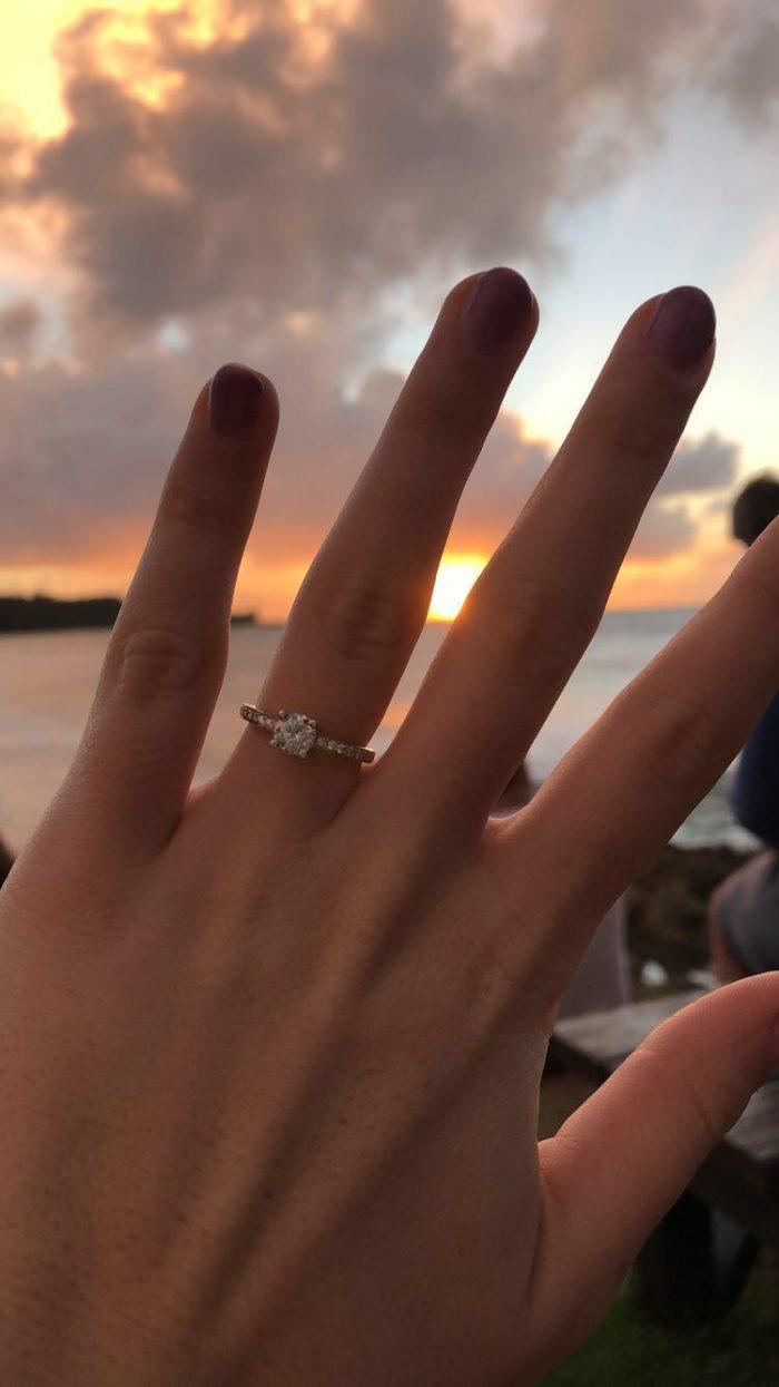 Natalie's Proposal in Oahu, Hawaii