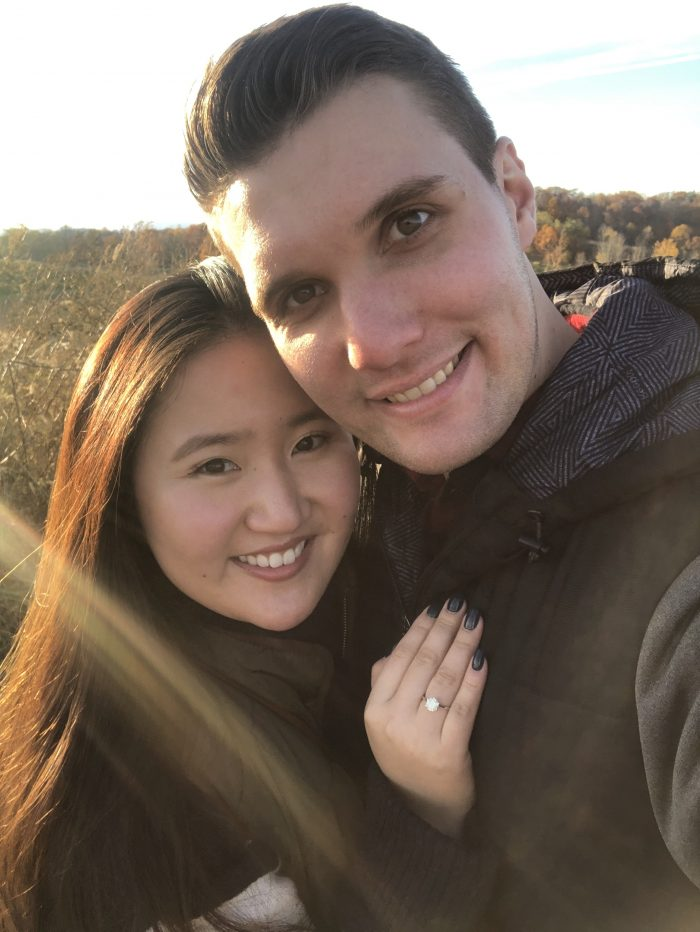 Where to Propose in Lawrence Orchard Farm