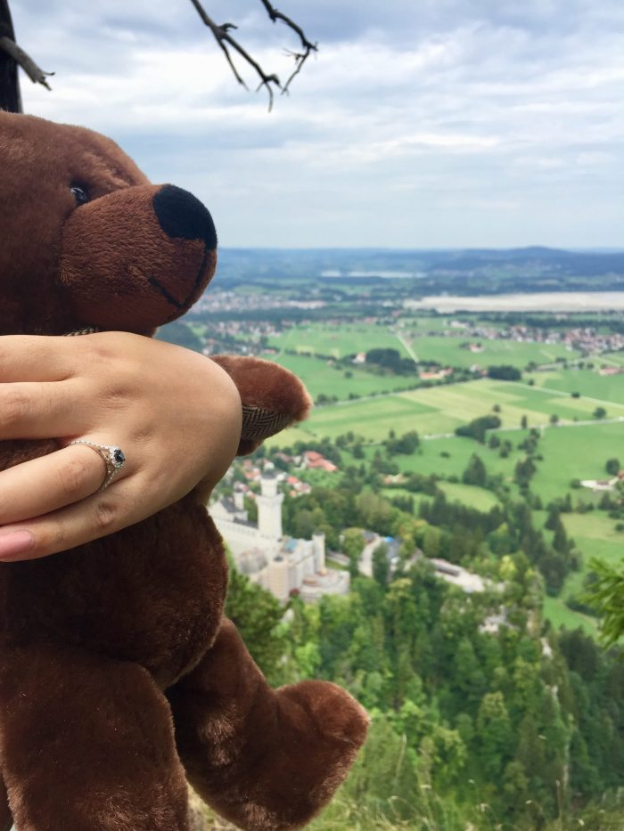 Wedding Proposal Ideas in Neuschwanstein Castle, Germany