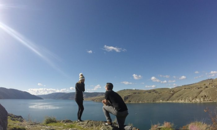 Where to Propose in Kalamalka Lake, BC, Canada