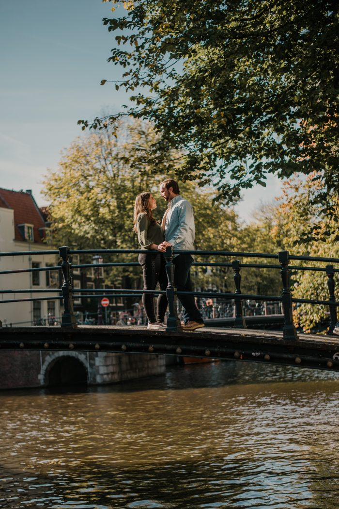 Wedding Proposal Ideas in Holland