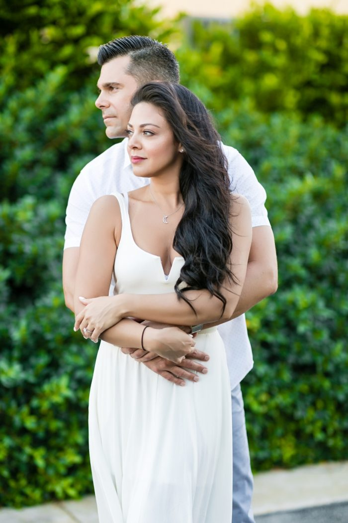 Kelly and Daniel's Engagement in Diplomat resort in hollywood florida