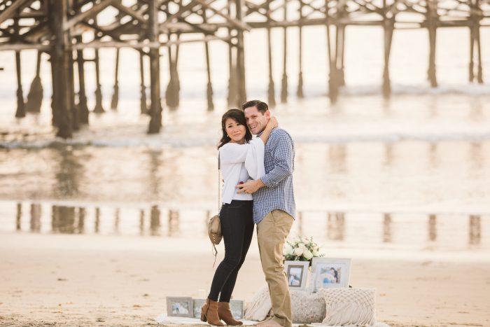 Wedding Proposal Ideas in Pacific Beach, San Diego, CA