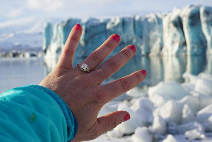 Wedding Proposal Ideas in Iceland