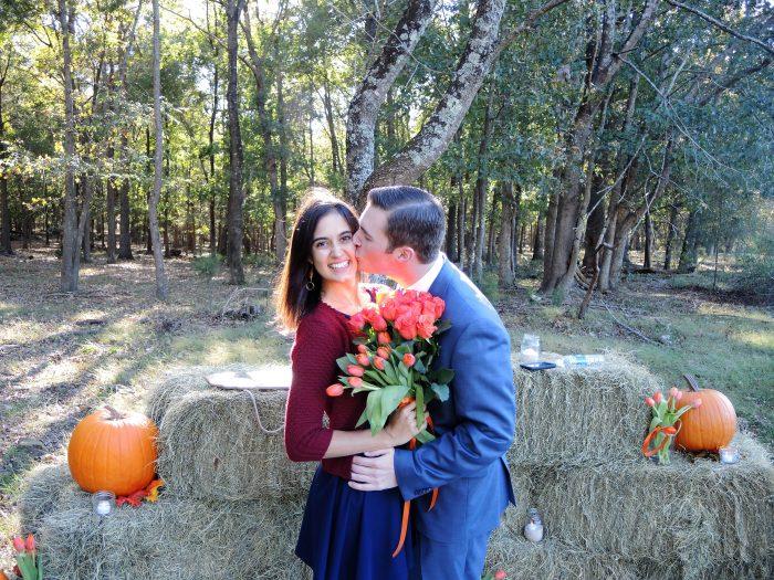 Bryn and Brandyn's Engagement in Waxhaw, NC