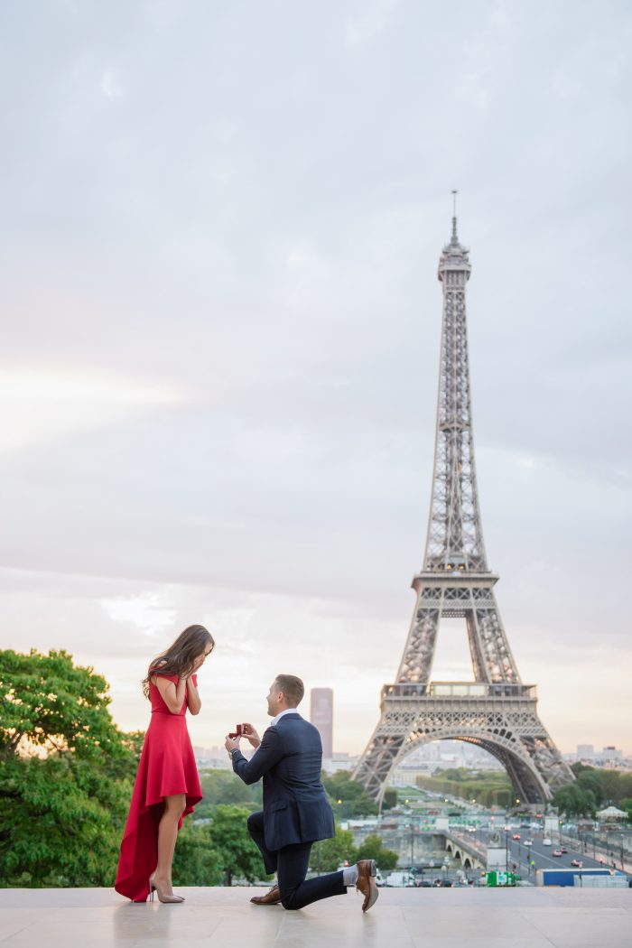 Where to Propose in Paris!