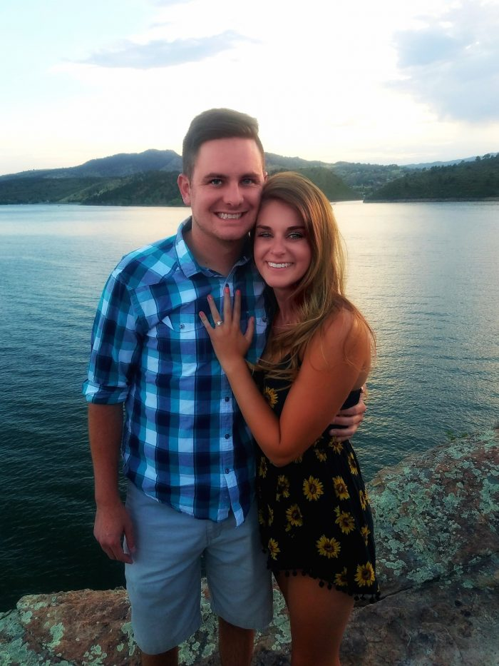 Where to Propose in Fort Collins colorado