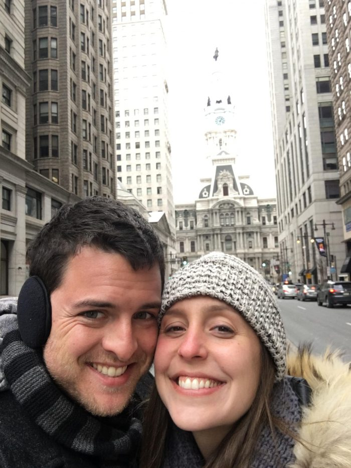 Lloyd and Rachael's Engagement in Caveat - New York, nY