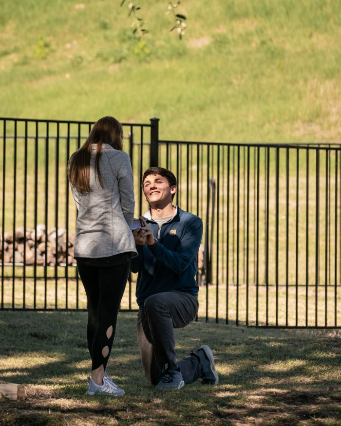 Marriage Proposal Ideas in Georgetown, Texas