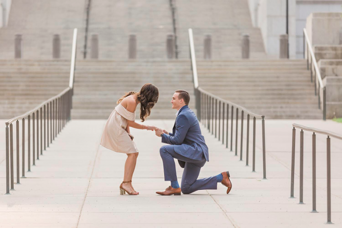 Where to Propose in Salt Late City, Utah