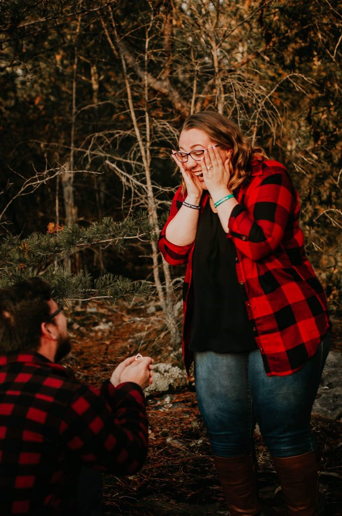 Where to Propose in Lilly Bluff