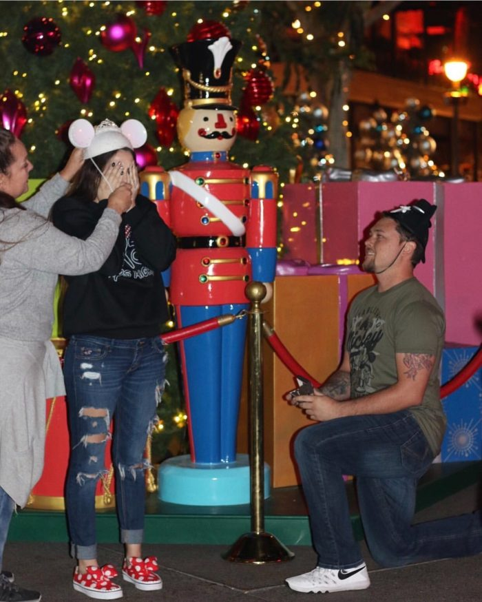 Proposal Ideas Disneyland