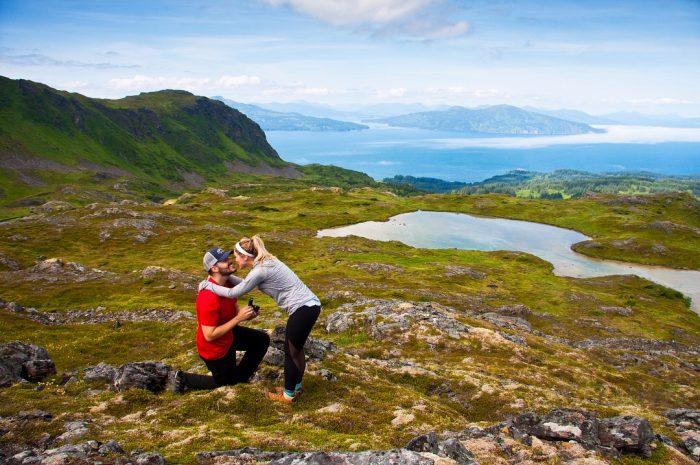 Where to Propose in Kodiak, Alaska
