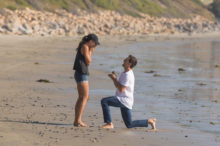 Wedding Proposal Ideas in Encinitas, California