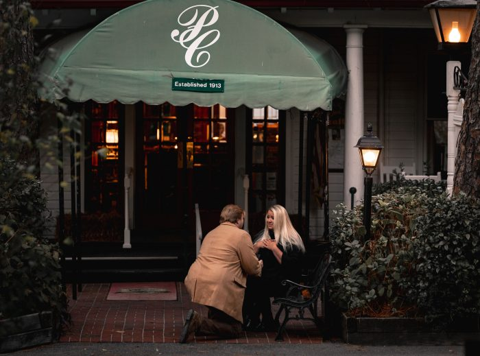 Marriage Proposal Ideas in Pinehurst, NC