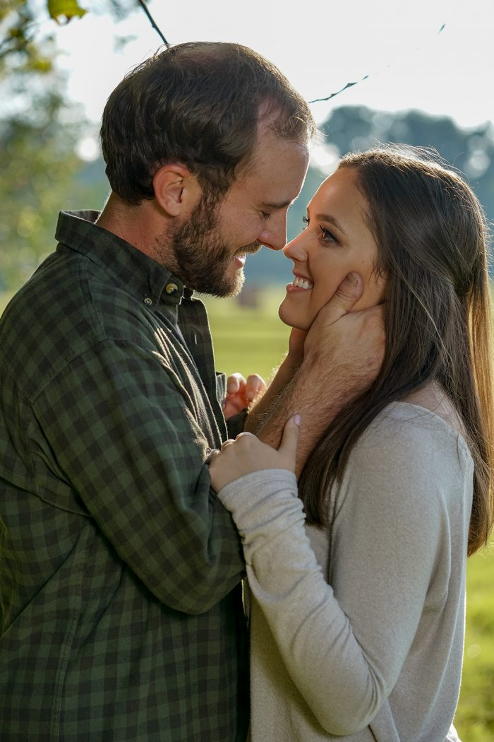 Ashlyn and Brandon's Engagement in Wilmington, NC