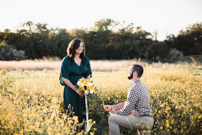 Sarah's Proposal in Waco,TX