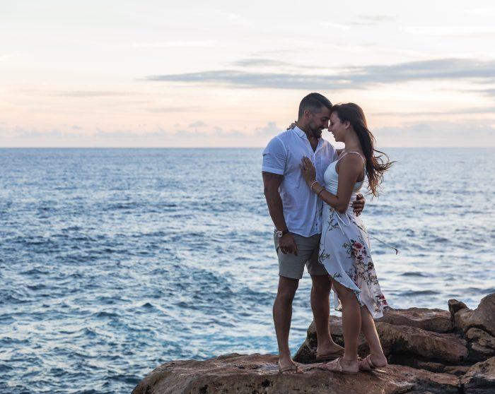 Alex's Proposal in Kauai, Hawaii