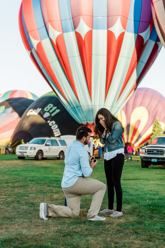 Wedding Proposal Ideas in Boise, Idaho
