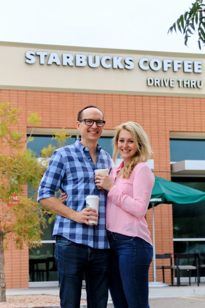 Marriage Proposal Ideas in Starbucks