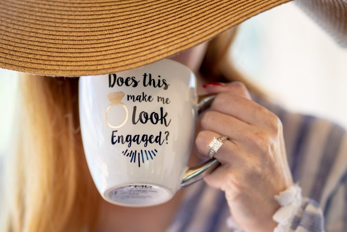 online ring shopping mug