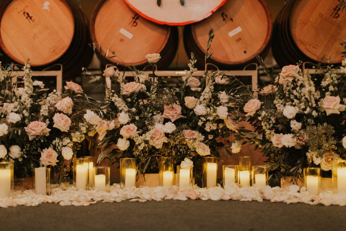 Jordan's Proposal in Four Brix Winery