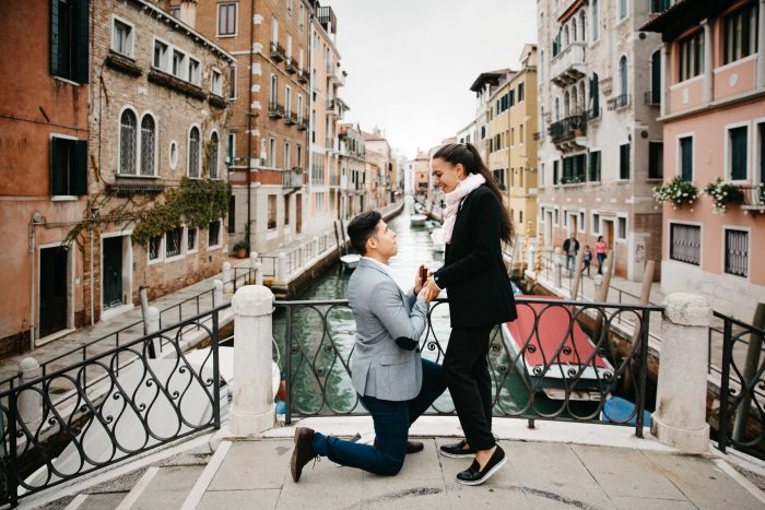 Engagement Proposal Ideas in VENICE