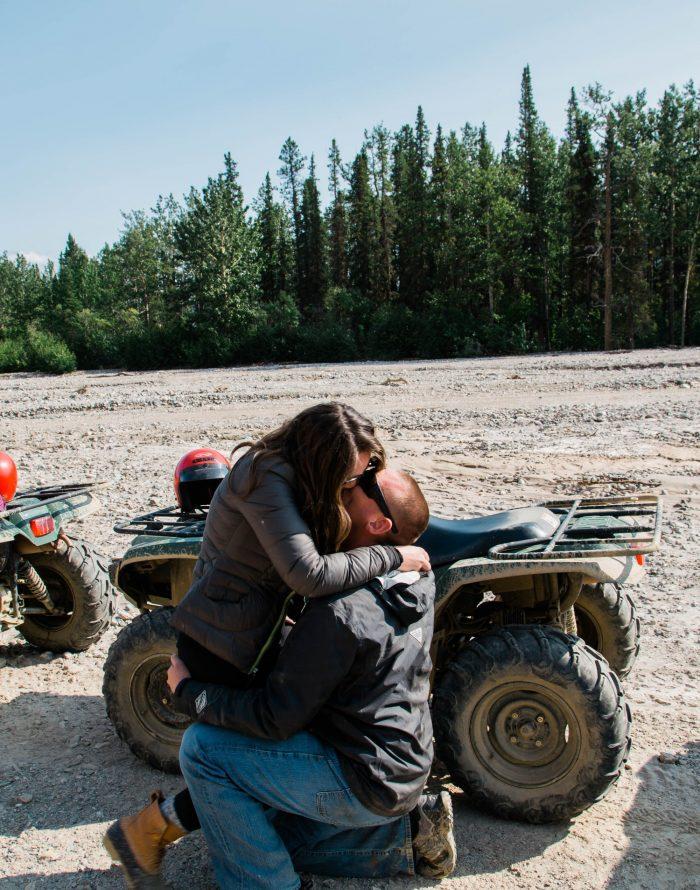 Wedding Proposal Ideas in Mt Denali, Alaska