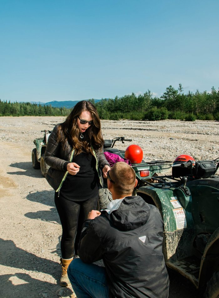 Marriage Proposal Ideas in Mt Denali, Alaska