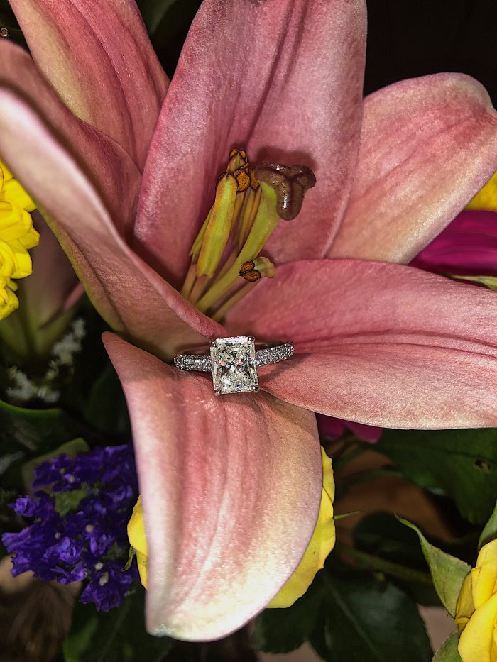 Marriage Proposal Ideas in Wall Street New York