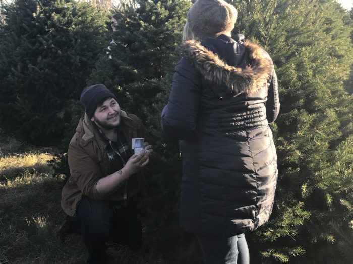 Where to Propose in Linvilla Orchard, Media, PA