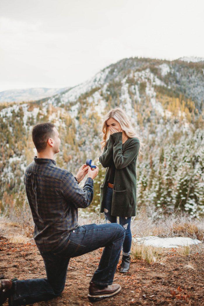 Proposal Ideas Devil's Spur Trailhead, Wenatchee WA