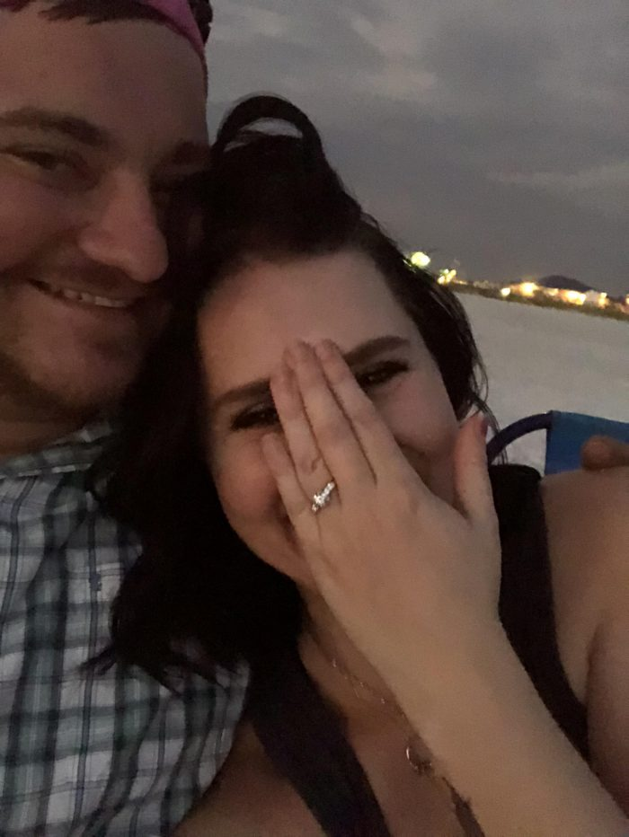 Where to Propose in On Panama City Beach