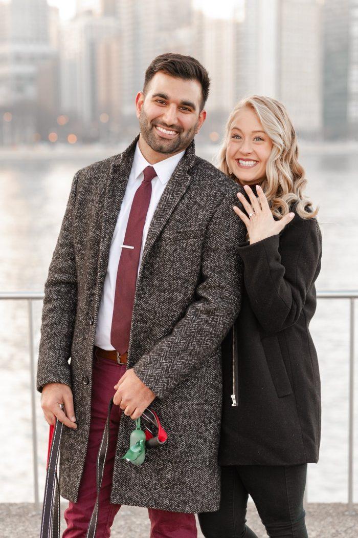 Wedding Proposal Ideas in Milton Lee Olive Park
