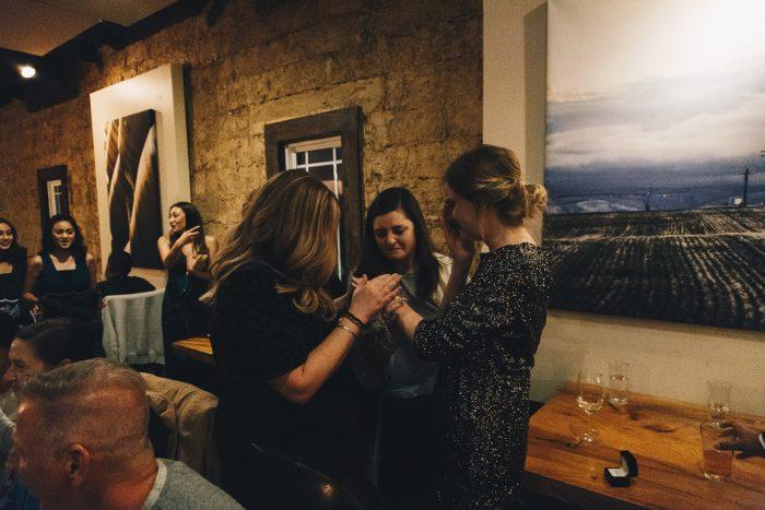 Julianna and Ayush's Engagement in Denton, TX