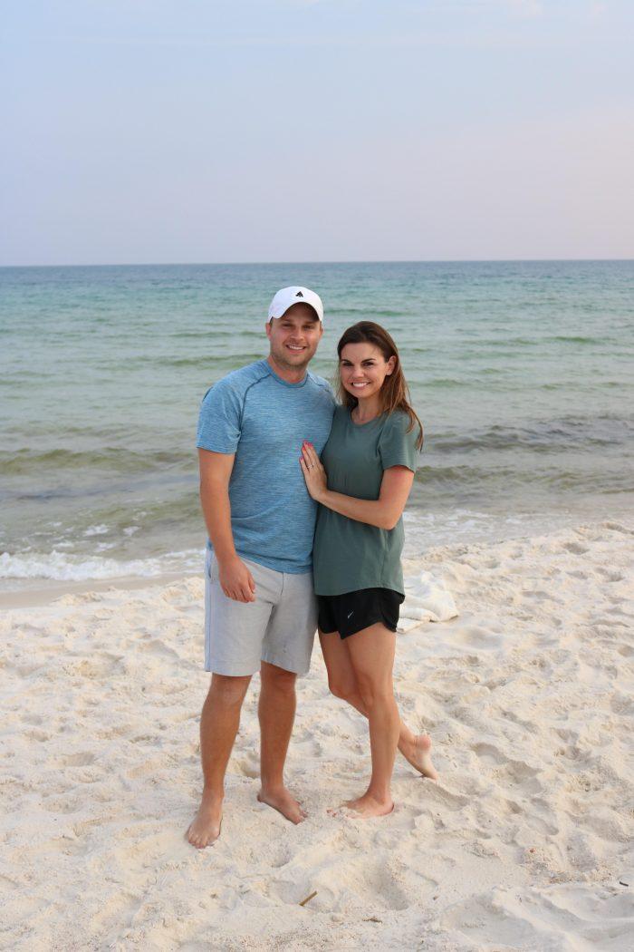 Engagement Proposal Ideas in Perdido Key Beach