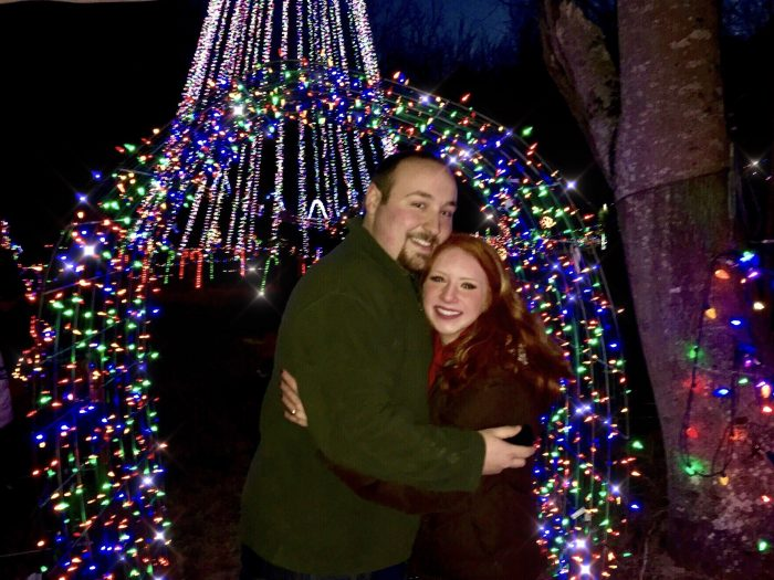 Elizabeth and Ryan's Engagement in Boones Mill, VA