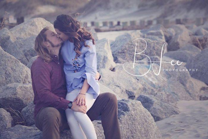 Wedding Proposal Ideas in Folly Beach, SC