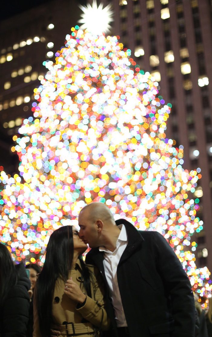 Esmeralda's Proposal in New York