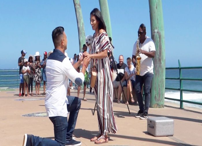 Engagement Proposal Ideas in Durban,South Africa