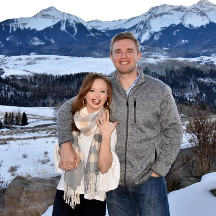 Wedding Proposal Ideas in In the mountains!! Telluride, CO!