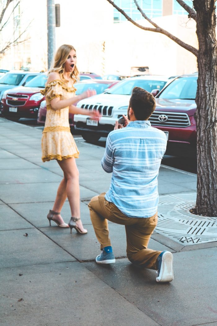 Sarah's Proposal in Omaha Nebraska