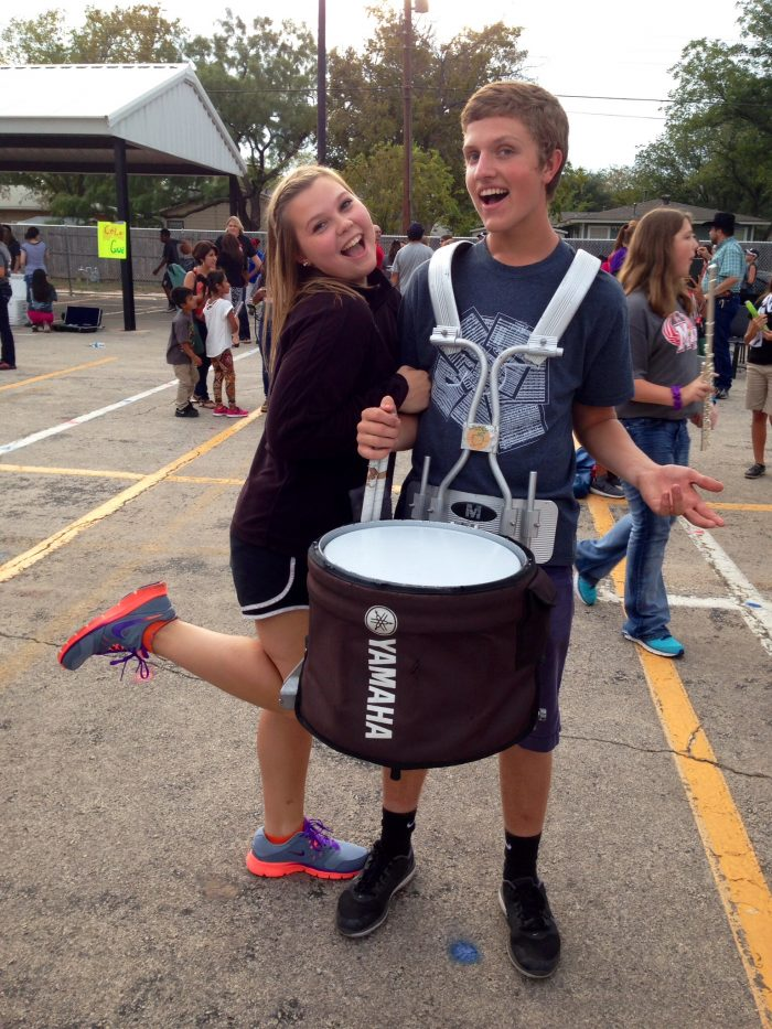 Kayla and Drew's Engagement in Abilene Tx