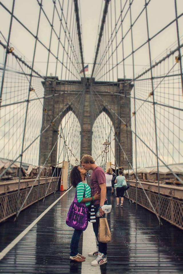 Wedding Proposal Ideas in Brooklyn Bridge Pier