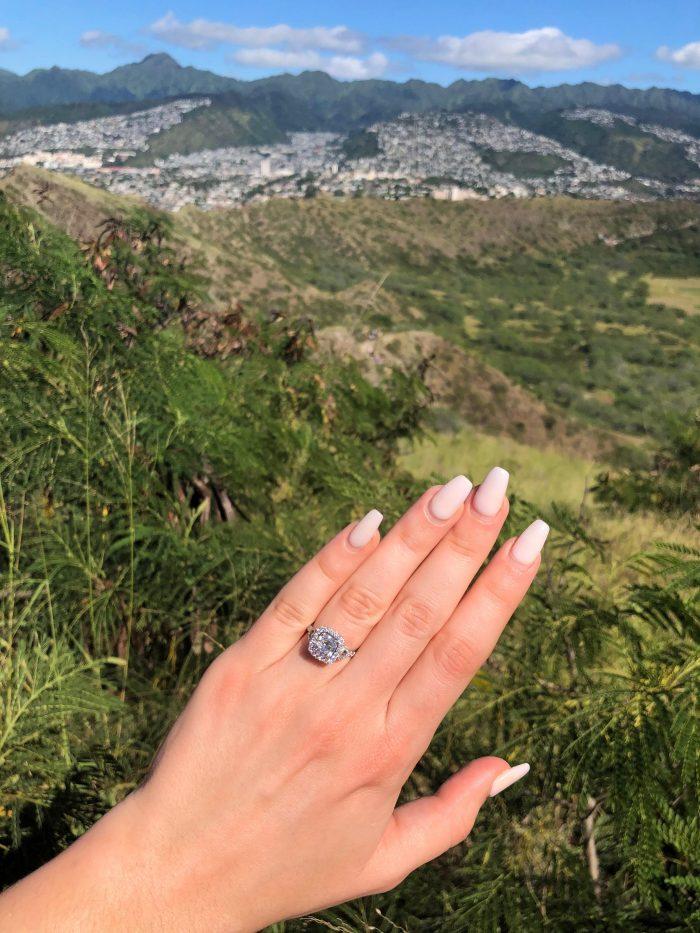 Where to Propose in Diamond Head, Hawaii