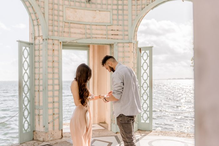 Where to Propose in Vizcaya Musuem & Gardens