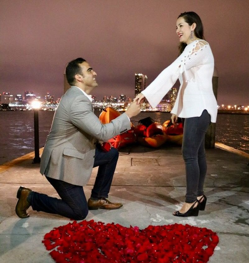 Engagement Proposal Ideas in Coronado Island