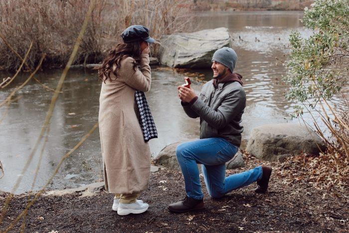 Where to Propose in Central Park, New York